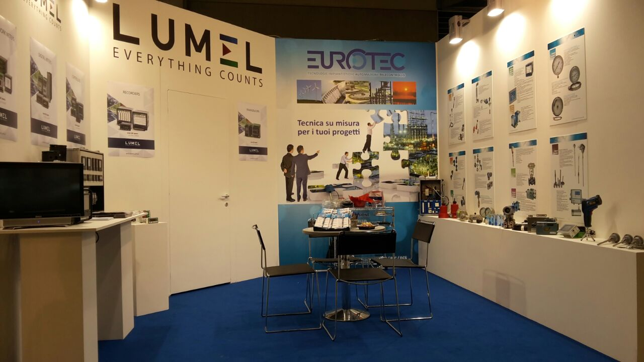Eurotec Stand SPS 2015